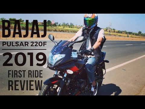 #bajaj #bajajpulsar220f Bajaj Pulsar 220f 2019 First Ride Experience || Kunal Vlogs