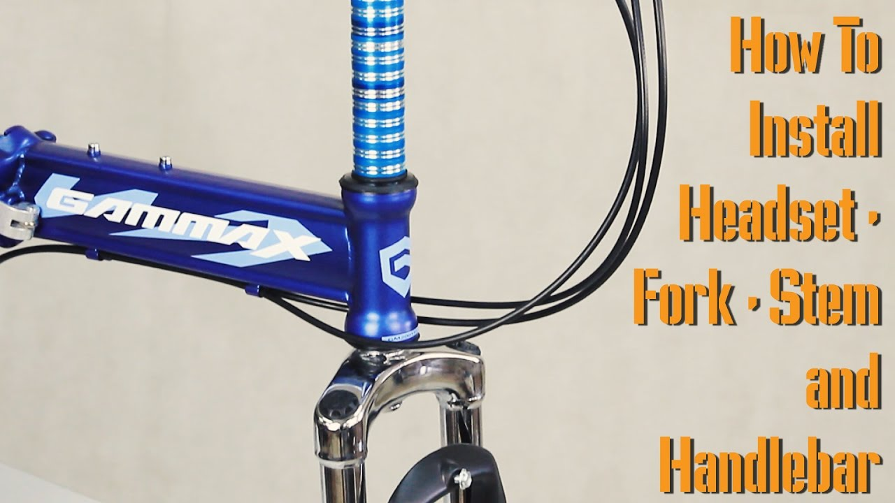 44mm MTB Road Bike Steering Column Headset Bike Seal Palin Headset 4444S