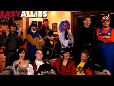 Evil Allies Halloween Stream 2017
