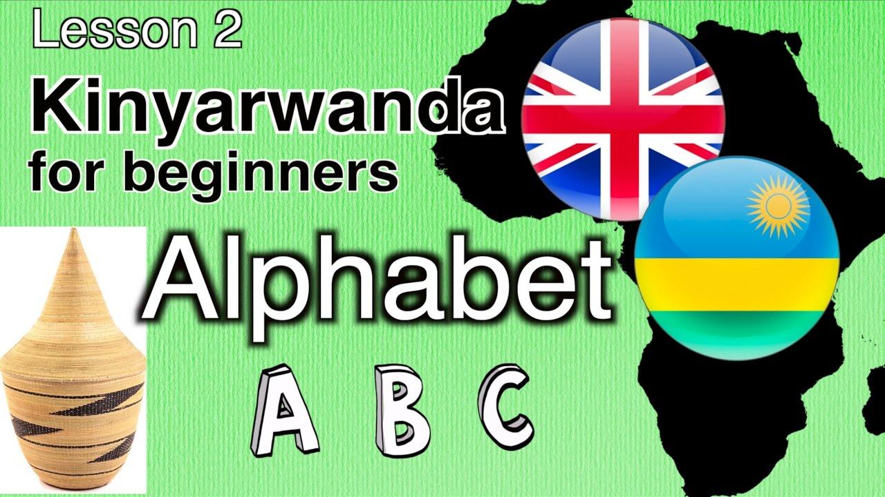 Lesson 1: Greetings || Kinyarwanda for beginners - YouTube