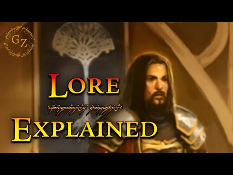 Earnur the Last King of Gondor- Lord of the Rings Lore