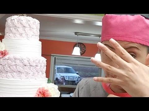 Se Me Olvidó Un Pastel Para Hoy, Lo Hice En 3 HRS. 😲