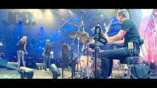 JCB - LIVE 2015 - Rob Sartorius Git / Björn Werra Bass / Eric Krüger Keys /Jan Eckelmann drums
