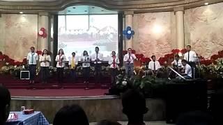 Bagaikan Bintang-Bintang---GSJA EKKLESIA Surabaya