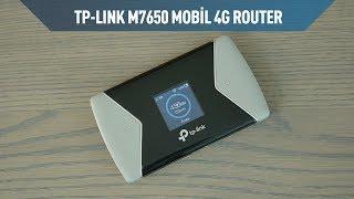 TP-Link M7650 Mobil 4G LTE Router İncelemesi
