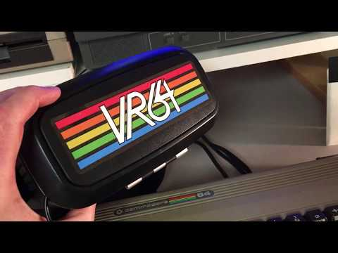 Forget the Virtual Boy, the VR64 is the most retro 3D-gaming headset ever