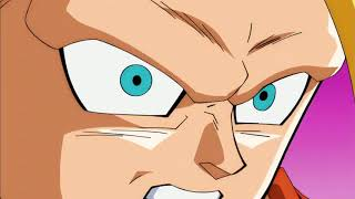 Gokus ultra instinct as a super saiyan 3