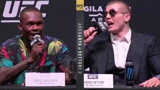 UFC 263: Пресс-конференция