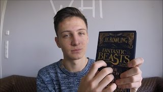 Book / Ramble ASMR - Fantastic Beasts and where to find them