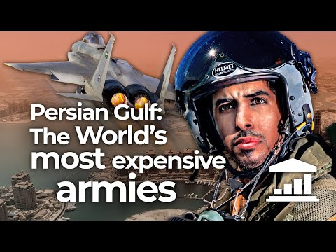 SHEIKHS, the PERSIAN GULF and the most EXPENSIVE ARMIES in the world - VisualPolitik EN