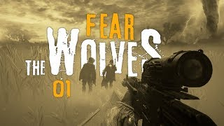 BATTLE ROYALE TWÓRCÓW STALKERA - Fear the Wolves (PL) #1 (Beta Gameplay PL)