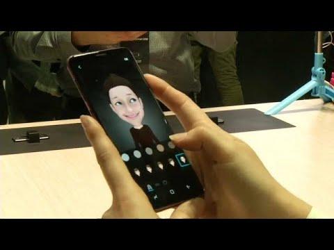 New smartphones showcased in Barcelona