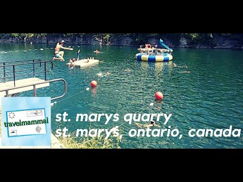 St. Marys Quarry | St. Marys | Ontario | Canada