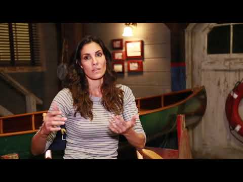 Daniela Ruah  about Eurovision 2018, NCIS Los Angeles.