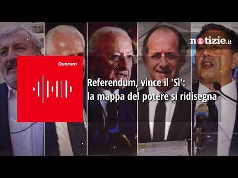 Referendum, vince il 'Sì': ecco cosa succede ora con il taglio dei parlamentari