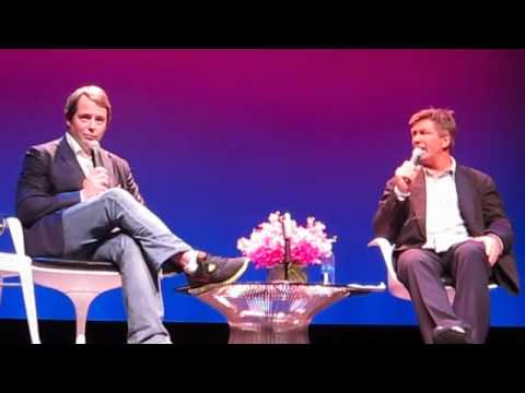 iW | Alec Baldwin Interviews Matthew Broderick in the Hamptons.mov