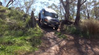 Bridle Trail - Root Hog Crossing - NSW 4x4 Adventure