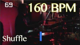 160 BPM Shuffle Beat