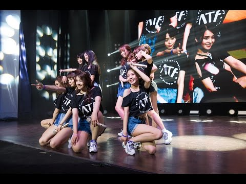 ATF - 绝杀 Win or Nothing( 一周年Live)