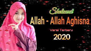 Download Sholawat terbaru 2020 allah-allah aghisna