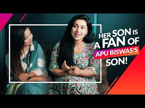Apu Biswas Surprises Her Biggest Fan