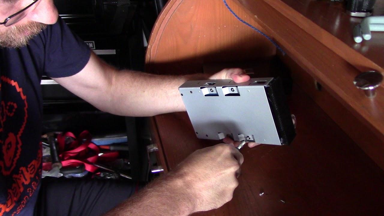 Take apart Fantom Drive external hard drive (HDD)