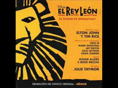 14 EL REY LEON MEXICO NOCHE SIN FIN