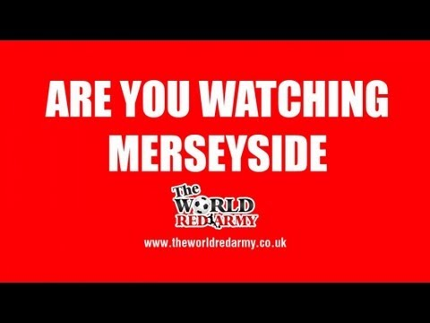Are You Watching Merseyside - Manchester United Boys