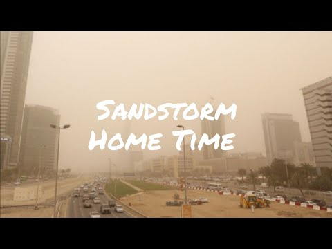 Sandstorm Bahrain |Home Time |March 12, 2021