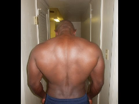 """How My Uncle Got Huge through """"Overtraining"""" and Without Shakes or Supplements"""