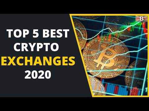 5 Best Crypto Exchanges to Buy Bitcoin in 2021