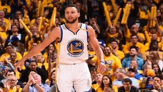 Best of Stephen Curry From the First Round   April 24, 2017
