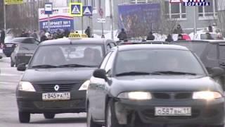31 03 13 Воркута Нелегальные Такси