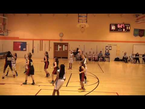 Galloway Pal Basketball vs Absecon 1-8-2016