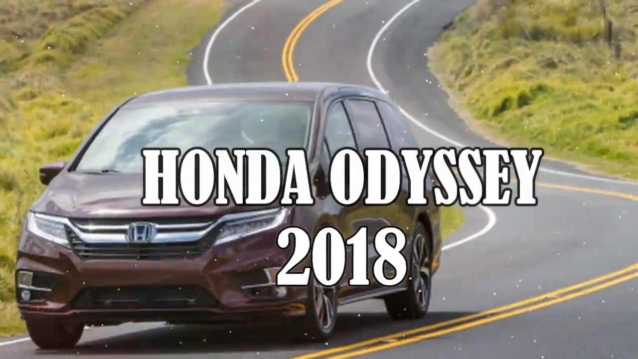 NEWS TODAY 2018 Honda Odyssey Price Interior Exterior