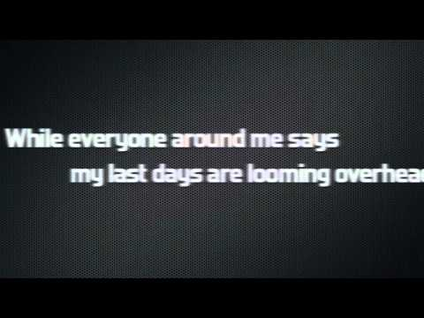 A Day To Remember - All I Want (Lyrics Video)