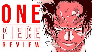 100% Blind ONE PIECE Review (Part 12): Marineford & Post War Arc
