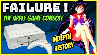 Why The Apple Pippin Failed! - Retro Game Console History!