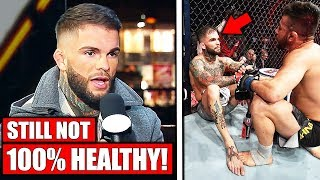 Cody Garbrandt declined UFC