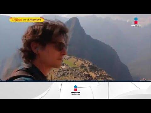 Alan estrada ¡Un caso de éxito en el mundo! | Sale el Sol