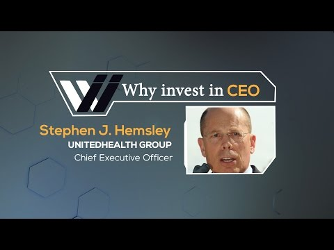 Stephen J Hemsley-Unitedhealth Group