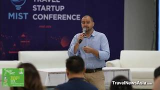 Cloudbeds - Jason Richards Regional Manager APAC Speaks at Mekong Tourism Forum 2018