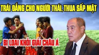 Tin bóng đá Việt Nam 10/11: Thái Lan nhận cái kết bẽ bàng, bị đá văn khỏi giải châu Á