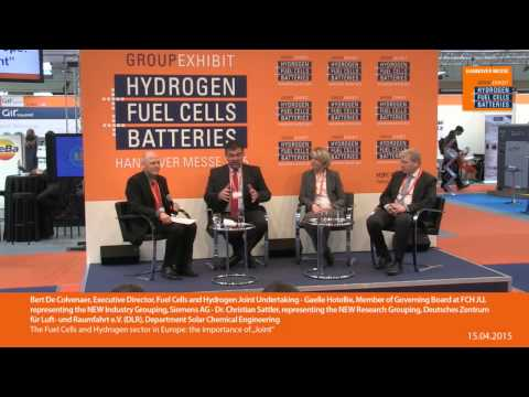 """The Fuel Cells and Hydrogen sector in Europe: the importance of """"Joint"""""""