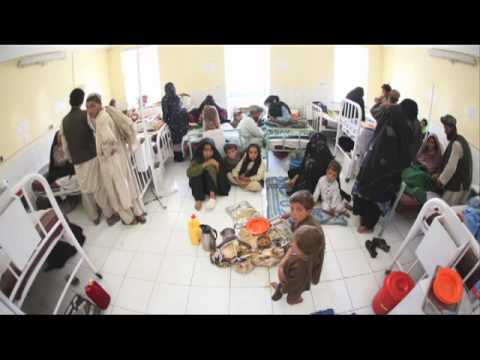 Providing Health Care in Helmand, Afghanistan
