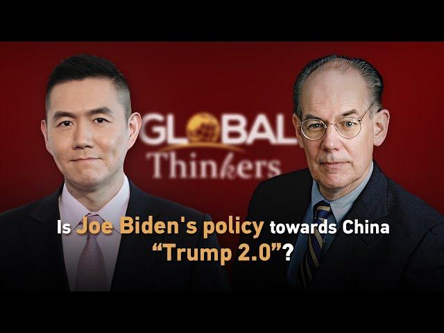 Is Joe Biden's policy towards China 'Trump 2.0'?