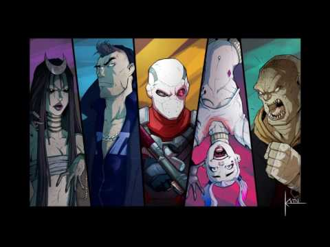 Panic! At The Disco - Bohemian Rhapsody Nightcore (Suicide Squad Soundtrack)