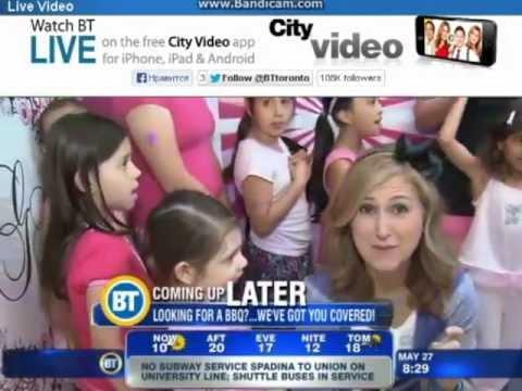 Imagin8 KARAOKE!!! Featured on TV! (Breakfast Television)