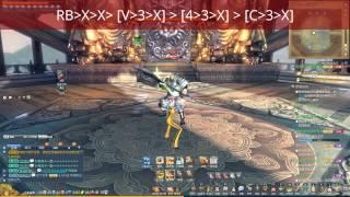 Blade & Soul - Kung Fu Master Basic Combo and Skills