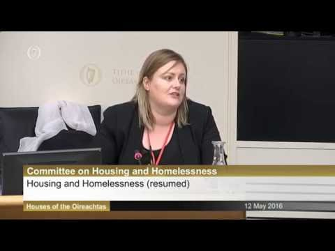 Discussions With The Dublin Homeless Network Part 2